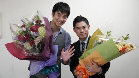 『絶対零度』沢村一樹、横山裕、本田翼、伊藤淳史、上戸彩クランクアップ!