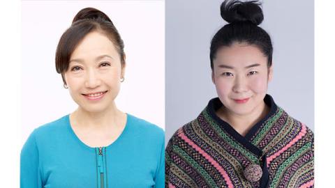 『Mr.サンデー』新ナレーターで有名声優&個性派女優が参加!
