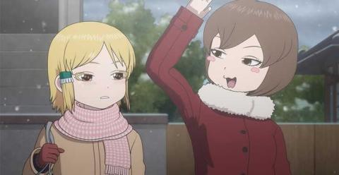 TVアニメ『 ハイスコアガール 』第5話「ROUND 5」【感想コラム】