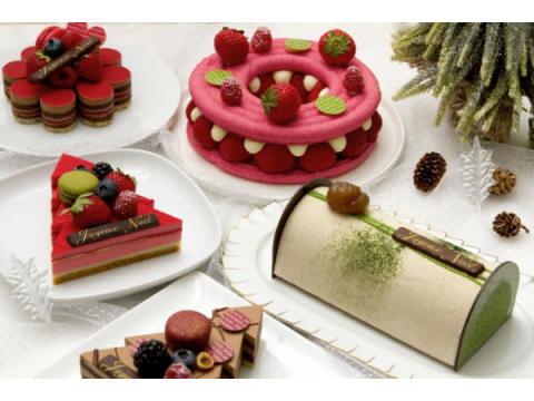 事前予約スタート!サダハル・アオキの新作クリスマスケーキ