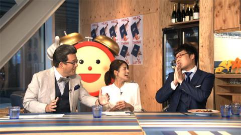 『めざましテレビ』名物企画で新ドラマ俳優陣が大興奮のリポート対決!