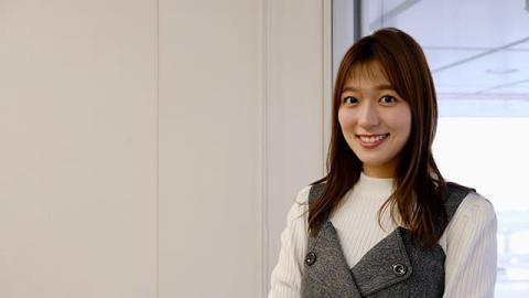 『めざましテレビ』お天気キャスター阿部華也子の月イチ連載「空が好き」4