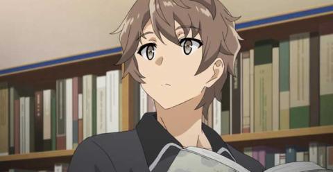 TVアニメ『 青春ブタ野郎はバニーガール先輩の夢を見ない 』第1話「先輩はバニーガール」【感想コラム】