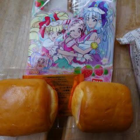 『 HUGっと!プリキュア 』新作のプリキュア パンが出たので、いろいろ買ってみた!