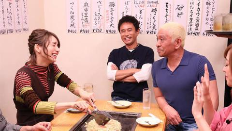 後藤真希、高橋メアリージュン&ユウがロケ「ハシゴ酒」のお店紹介in尾山台