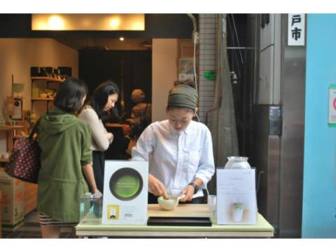 茶道具も揃う!築地場外市場に新スタイルのお茶専門店がOPEN