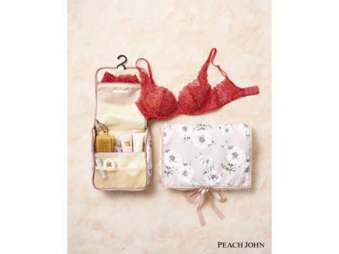 「PEACH JOHN」が美しいハダカを作るクリスマスコフレを発売