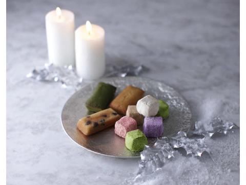 和で表現するクリスマス!洋×和のお菓子『WA・BI・SA』のギフト