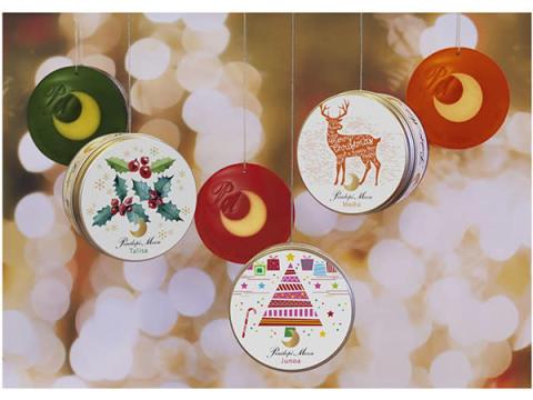 ケースも可愛い!大人気洗顔石鹸のクリスマスセットが登場