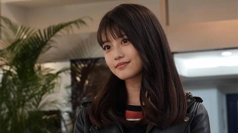 今田美桜「妹キャラ以外の一面も見せるようにしていきたい」<SUITS/スーツ>