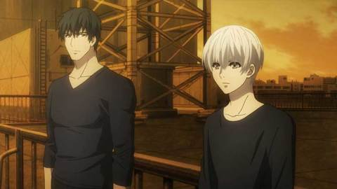 TVアニメ『 東京喰種:re 』第2期 第17話「出会い、とまどい MovE」【感想コラム】