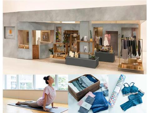 「スタジオ・ヨギー」初のコンセプトショップが福岡にOPEN