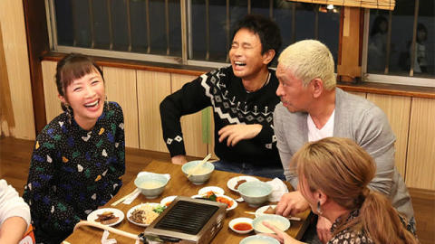山口もえ、ハナコ&チョコレートプラネットが来店!ハシゴ酒のお店紹介in上野