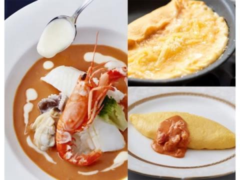 第一ホテル東京のビュッフェにあったかチーズの新作料理が登場