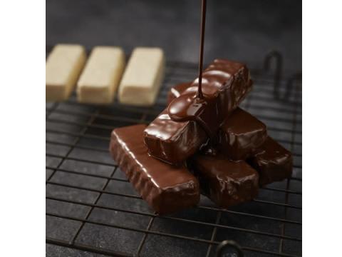 ギフトにぴったり!なめらかチョコレートのウエハース