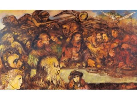多摩美術大学美術館で洋画家・福沢一郎の展覧会を開催