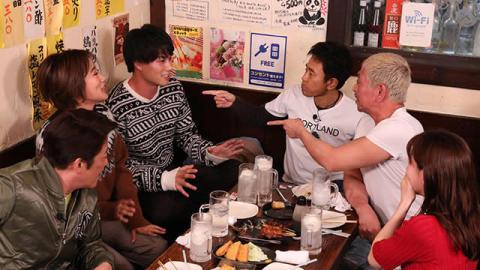 鈴木伸之、秋吉久美子が来店「本音でハシゴ酒」のお店紹介in幡ヶ谷