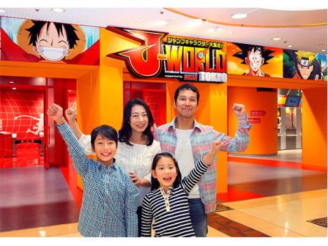 6年の展開に幕!「J-WORLD TOKYO グランドフィナーレ」開催