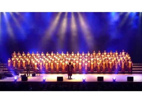 ホテルニューオータニ大阪でXmasチャリティーコンサート開催