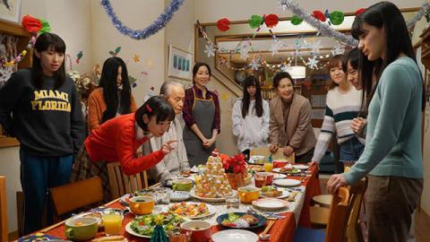 """ハチドリの家のクリスマス会!目を見張る""""さくら特製""""クリスマスディナー"""
