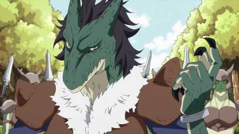 TVアニメ『 転生したらスライムだった件 』第11話「ガビル参上!」【感想コラム】