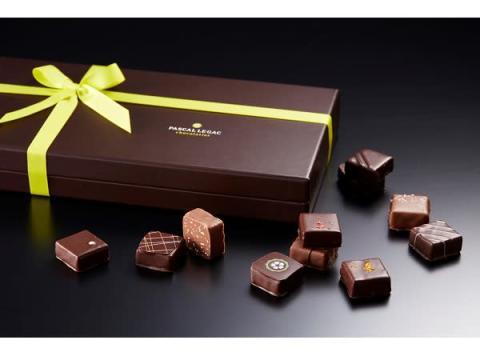 日本初上陸!トップショコラティエがつくる極上チョコレート