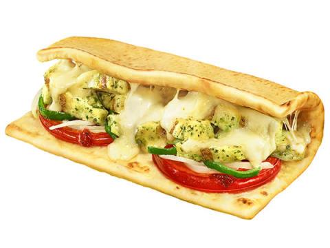 モッツァレラチーズがとろける!サブウェイの冬限定メニュー