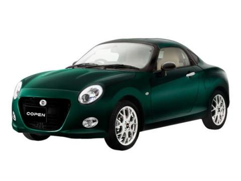 200台限定!ダイハツの軽スポーツカー「コペン クーペ」誕生