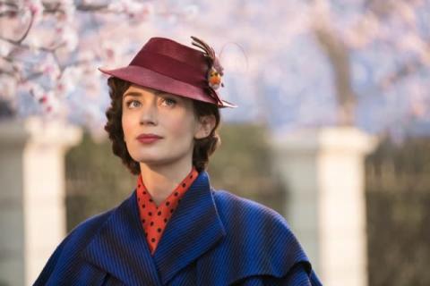 メリー・ポピンズ役のエミリー・ブラント、初来日決定