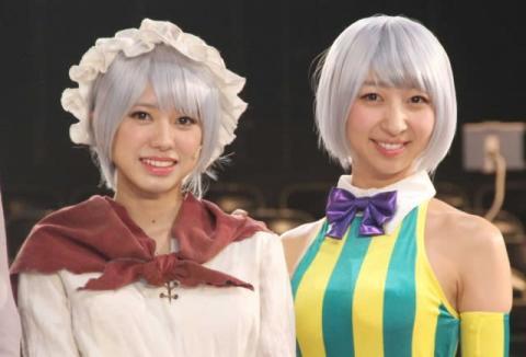飯田里穂、舞台『からくりサーカス』衣装は「ZOZOスーツ」? AKB・大西桃香とお泊りする仲に
