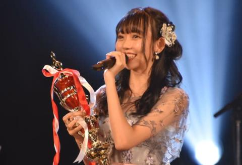 "SKE48野島樺乃が歌唱力女王に「本当に夢みたい」 ""本命""岡田奈々は3位に"