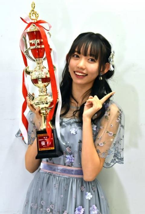 AKB48グループ初代歌姫は野島樺乃 SKE48選抜歴ゼロの7期生が栄冠