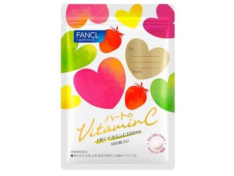 """ハート型サプリでバレンタインに""""健康""""をプレゼント!"""