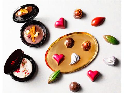 東京マリオットホテルのラグジュアリーなチョコレートギフト