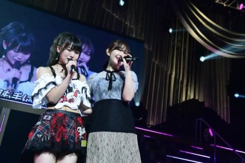"""AKB48岡部麟、こじはる""""乱入""""に号泣「夢がかなった」"""