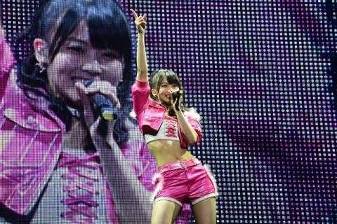 AKB48岡部麟、涙・涙のソロコン「AKB48人生の中で一番大変だった」