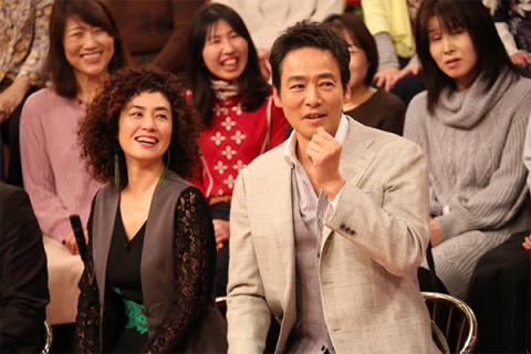 妻 梅沢 富美男