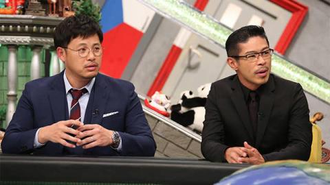 「この番組が大好き」と語る松本利夫がツッコミどころ満載のアピール行動!