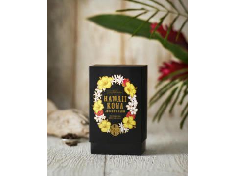 タリーズコナコーヒー、今年もハワイ州観光局公認商品に認定