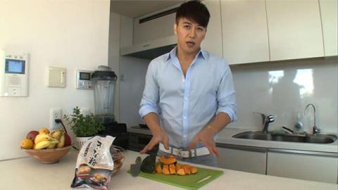 "Atsushi考案の、時短で美味!アンチエイジング""きな粉レシピ""に一同感激"