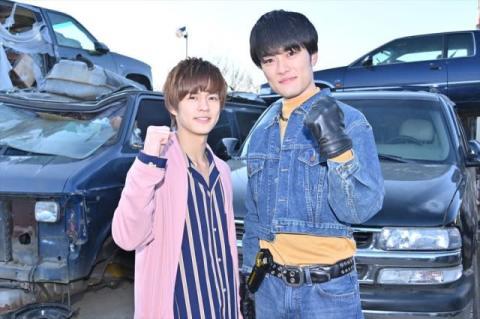 『キカイダー REBOOT』の入江甚儀、第3の未来ライダーとして参戦