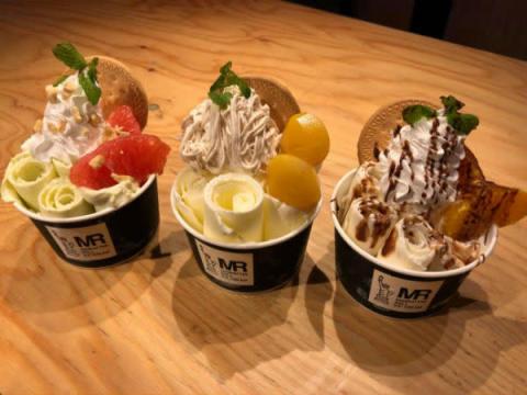 「マンハッタンロールアイスクリーム」が東北地方初出店!