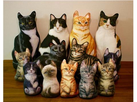 ネコ好き集合!可愛いグッズも揃う「ネコのいる暮らし展」