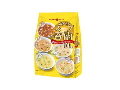 """気分に合わせて選べる春雨スープに""""ラーメン風味""""が新登場"""