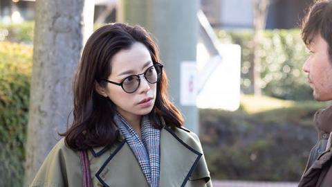 桜井ユキ「山口さん演じる範子があの衣裳で笑うと不気味なんですよ(笑)」