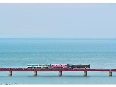 特別観光列車で春の北近畿をぐるっと楽しむプランが発売中!