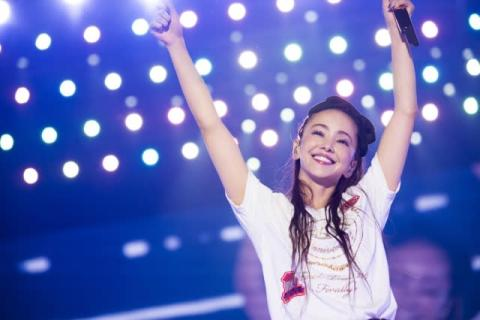 安室奈美恵さん有終 2年連続・3回目の『日本GD大賞』受賞