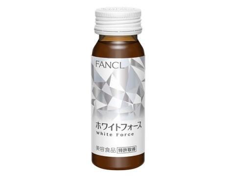 透明感のある美肌へ!ファンケルの美容ドリンクがパワーUP