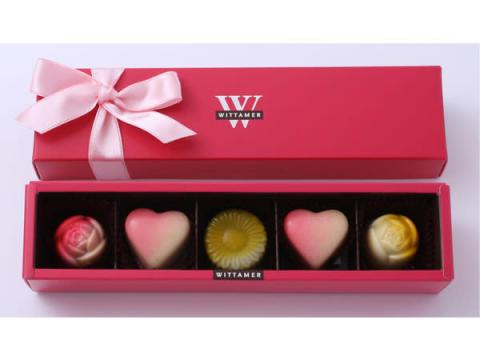 可愛くて美味しい!ヴィタメールの華やかな春限定ショコラ
