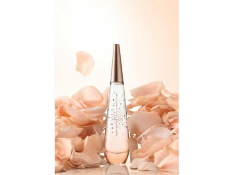 「ロードゥ イッセイ ピュア」シリーズから花蜜の香りが優しく弾ける香水発売